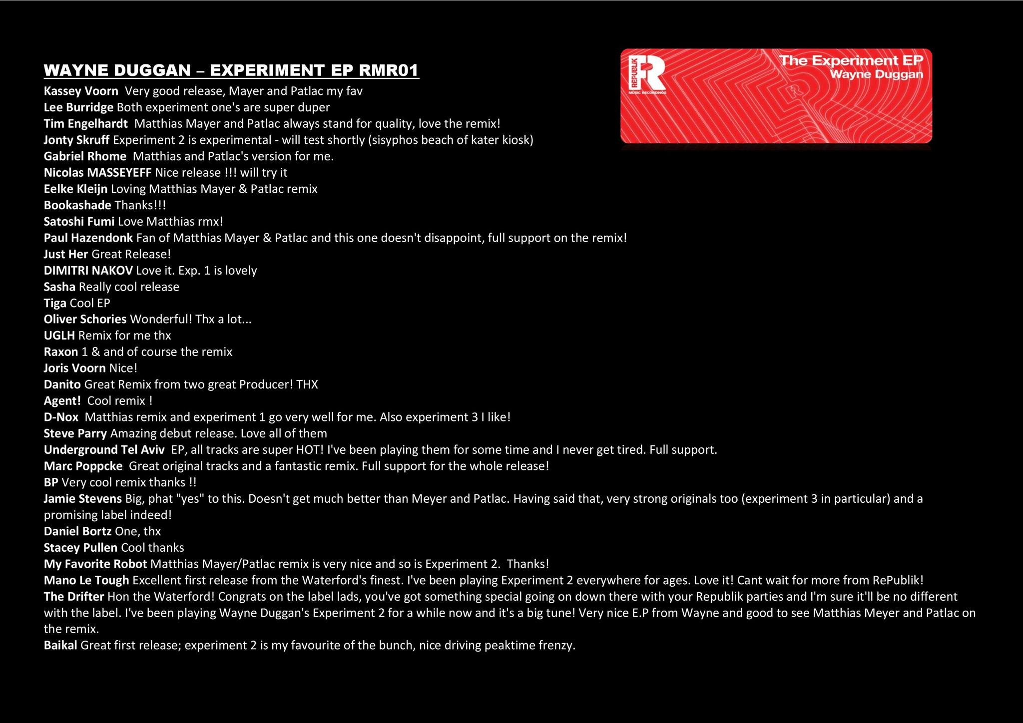 RMR 01 Reviews